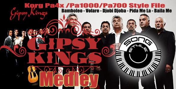 gipsy kings medley