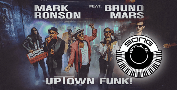 uptown-funk KORG Pa-series Song Styles Sounds